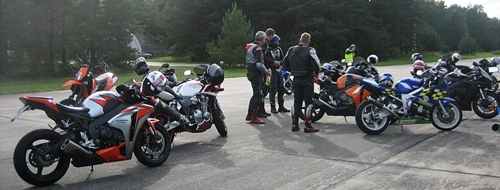 Motorrad Sicherheitstraining 2011