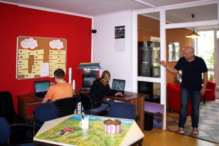 Schulungsräume in Martins Fahrschule