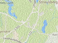 Anfahrt zu Martin's Fahrschule in Strausberg