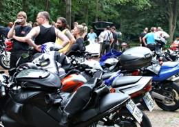 Motorrad Orientierungsfahrt 2013